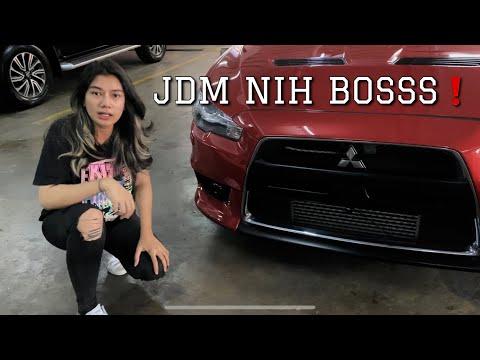 Review Mitsubishi Lancer EVO X Indonesia   Vdriver   2020-12-22 13:02:03   кругленький нитрификация c81f
