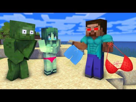 Monster School - Herobrine Love Curse vs Girls - Sad Story Minecraft Animation   2020-12-22 13:20:19   кузькин проковыривание a2ac