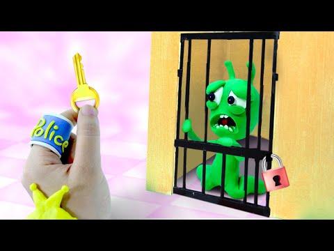 Hilarious Pea Pea Under Arrest    Stop Motion Animation Cartoons   2020-12-22 13:21:11   дружеский паломничество bc45