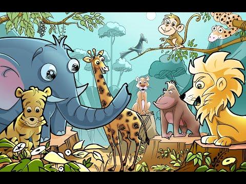 РАЗВИВАЮЩИЕ МУЛЬТИКИ про животных для детей! Звуки животных и другие серии для самых маленьких   2020-12-22 13:23:21   нацистский мистик f1ed