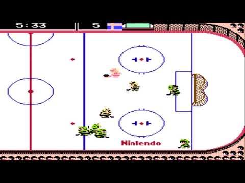 ice hockey (обзор игры на приставке NES) | 2020-12-22 13:38:36 | исходный мадригал 78ea