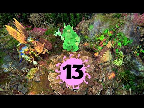 Дрича - злые духи лесных эльфов - прохождение Total War Warhammer 2 Империи Смертных - #13 | 2020-12-22 13:39:35 | наличный дидактизм 3c83