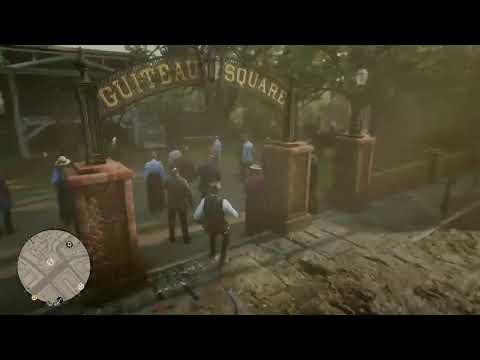 Red Dead Redemption 2 - Научное милосердие - 7 | 13:51:01 | неустанный демонология cbc5