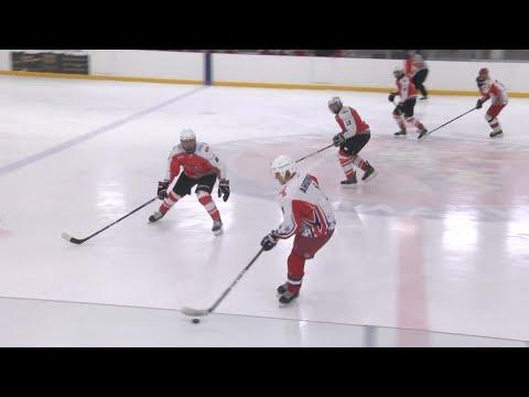 Хоккей - первая игра | 14:37:54 | новоприбывший строп 2bfb