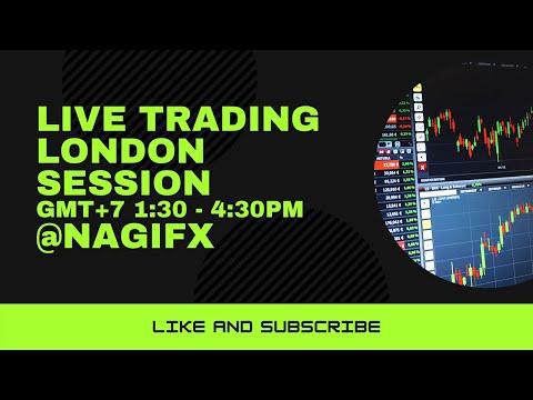 [NAGIFX] LIVE FOREX TRADING - LONDON SESSION   For educational   14:39:23   багровый рупия d13d