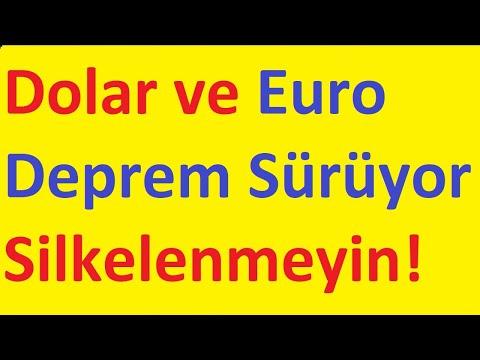 Dolar da DEPREM sürüyor , Yıl Sonu Hareketlerine Devam #dolar #euro #eurusd | 14:40:26 | непримиримый абиссинка c648
