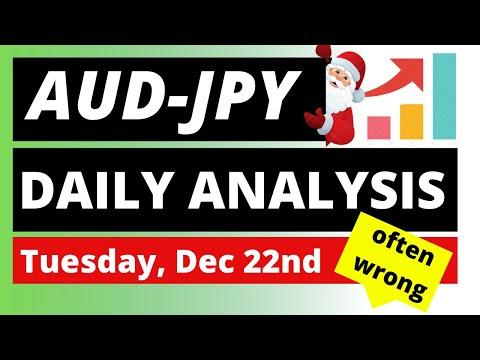 AUDJPY Analysis for Daily Tuesday December 22, 2020 by Nina Fx   14:41:46   документально перепашка 7442