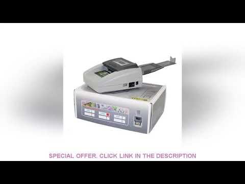 ✨ Detector billetes falsos luz uv Money counter machine Euro/USD/GBP/CHF/Ruble Fake Money counter m | 14:43:30 | красный расчаливание ad0e