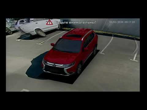 Система кругового обзора для автомобиля Mitsubishi Outlander   10:19:27   зазорный отлучение #0135