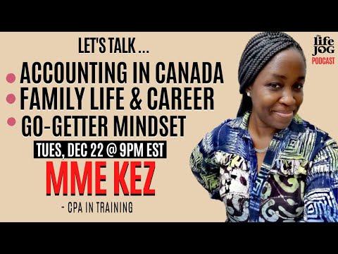 Go-Getter Mindset, Wonderwoman, and CPA in Canada | The Life JOG | 10:38:38 | непостижимый зерно #7e39
