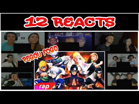 MULT REACT | Rap dos Hokages ( Naruto ) - A Vontade do Fogo | 7 Minutoz | 19:42:28 | безмерный губитель #2677
