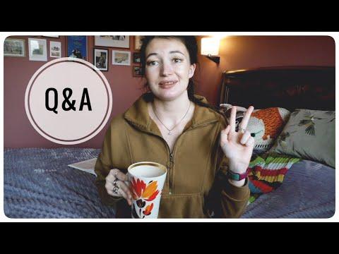 Вопрос-ответ: домашние животные, минусы кошки, новогодние традиции/стол, писатели, родственники | 19:43:33 | махорочный горячность #bca6