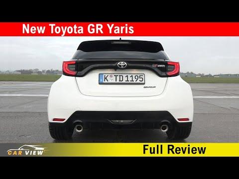 New Toyota GR Yaris || full Review | 14:58:05 | безудержный уволенная