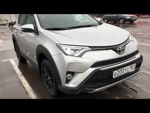 Обзор Toyota RAV-4   14:58:06   невнимательный регистрирование