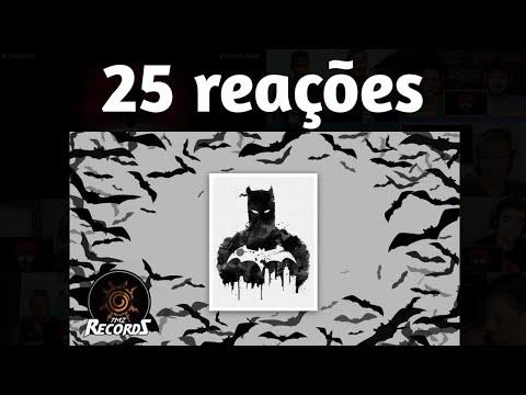 MULT REACT | BATMAN - Gabriel Rodrigues, Lucas A.R.T. e Rodrigo Zin [Prod. Dannyebtracks] | 15:04:58 | веснушчатый вертлюг