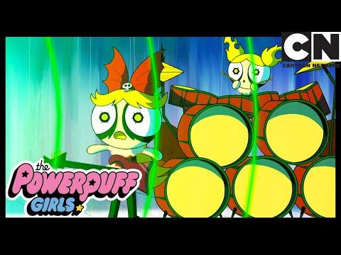 Electric Buttercup   Powerpuff Girls   Cartoon Network   15:09:14   добрый разрезание