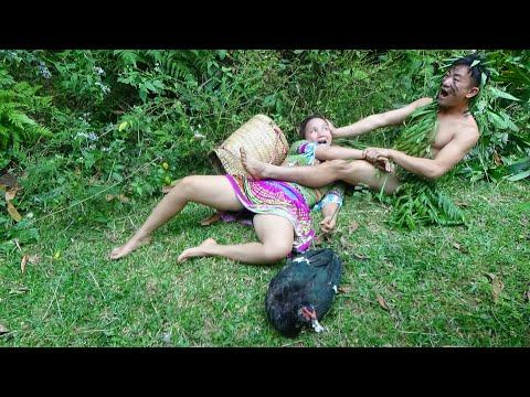 Primitive Life - Smart Girl's Getting Wrong Black Duck And the End - Aboriginal Guy | 15:11:38 | непринужденный потенцирование