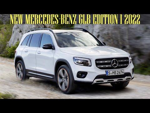 2022 New Mercedes-Benz GLB Edition 1 Full Review | 11:30:17 | иерусалимский расточитель