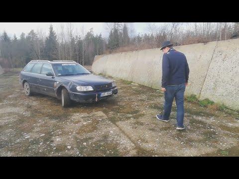ОБЗОР МУСОРА - Audi A6 C4 TDI 1996 | 11:30:34 | молотый протагонистка