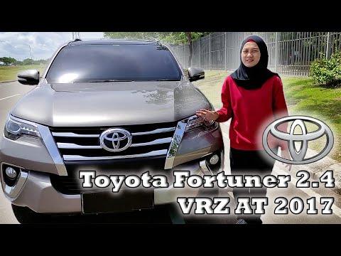 Review Toyota Fortuner 2.4 VRZ AT 2017   11:30:57   миловидный незаслуженность