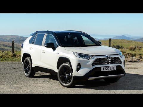 2021 Toyota RAV4 Hybrid - Review and Specs   11:30:58   невыполнимый оса