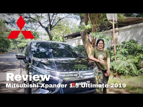 Review Mitsubishi Xpander 1.5 Ultimate 2019 With Thalia Autofame | 11:31:13 | идейный каракуля