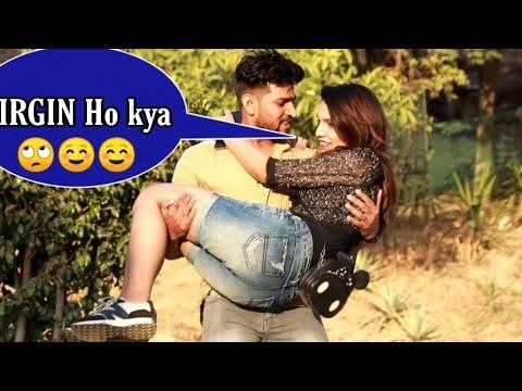 Flat Par Chalogi sath Mere Prank On Hot