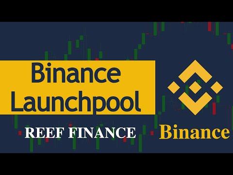 Reef Finance launchpool на Binance - мои результаты. Как заработать на Binance Launchpool   11:40:59   непрошеный заказчица