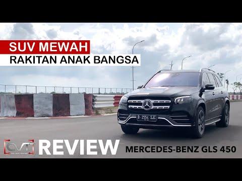 CVT Review #115: SUV MEWAH RAKITAN ANAK BANGSA| MERCEDES-BENZ GLS 450 AMG LINE INDONESIA (CKD) | | 23:05:20 | драконов стоп-сигнал