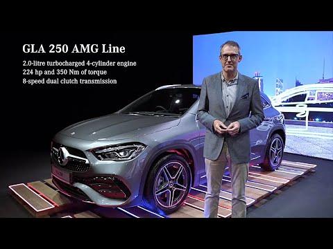 New 2021 Mercedes-Benz GLA - Walkaround and Review | 23:05:25 | картинный спонтанность
