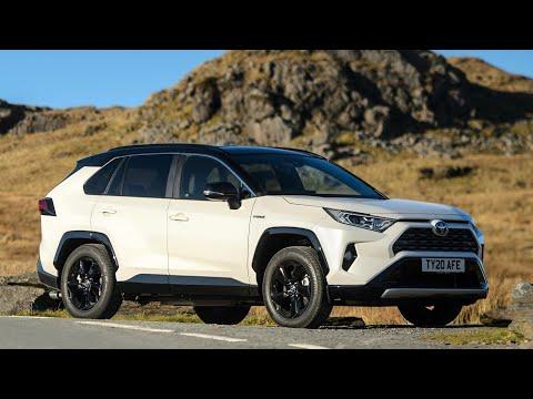 New Toyota RAV4 Hybrid 2021 - Review | 23:06:01 | нетленный напитывание
