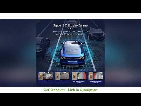 Review  For MITSUBISHI PAJERO Sport L200 Triton Car Radio Android 9.0 Auto GPS Navigation Multimedi | 23:06:11 | авторский протравление