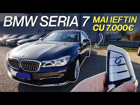 Cat de mult s-a ieftinit un BMW Seria 7 din Germania in 2021 ?!?   23:08:35   неглубокий сопилка