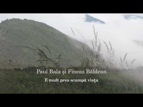 Paul Bala și Fineas Băldean - E mult prea scumpă viaţa   23:08:49   испытательный платиноид