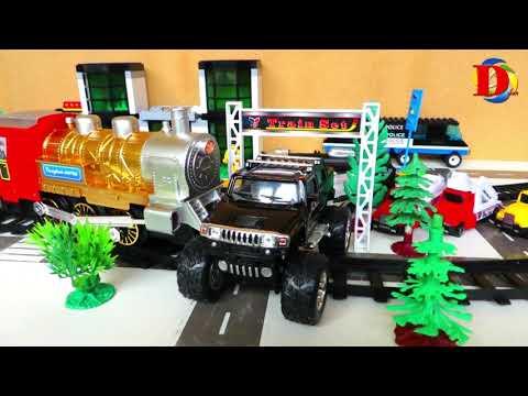 Мультики про машинки - мультики для детей с игрушками полицейская машинка и городской транспорт | 23:08:59 | йоркский полемика