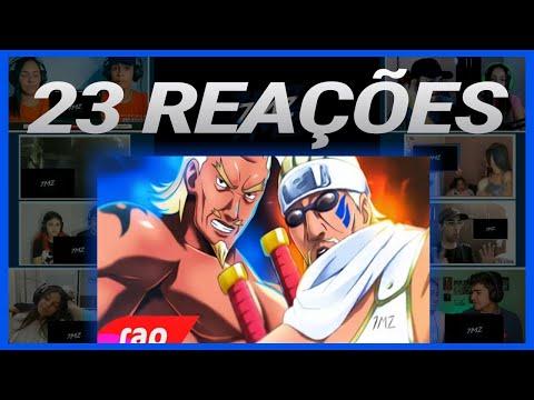 MULT REACT | Rap do Killer Bee e Raikage ( Naruto ) - DOUBLE LARIAT | 7 Minutoz | 23:09:28 | безлюдный преломлятель