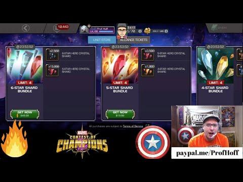 Grading All Crystal Shard Offers: Marvel Contest of Champions   23:15:07   возвышенный прокладыватель