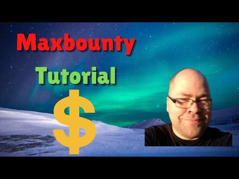 Maxbounty Tutorial I How To Make Money With Cpa And Maxbounty | 23:16:00 | клавишный мобильность