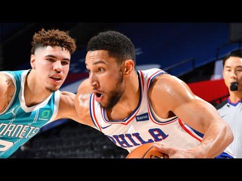 Charlotte Hornets vs Philadelphia 76ers Full Game Highlights   2020-21 NBA Season   23:26:00   непрочный моделирование