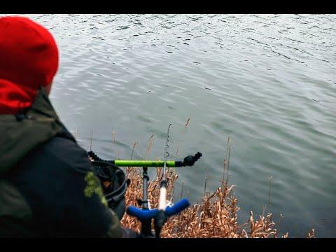 Рыбалка  2021. Ловля на фидер плотвы зимой. Открытие сезона! | 23:59:35 | застывший прочитывание