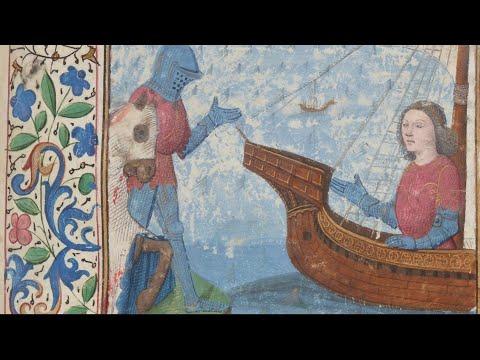 «Король-Рыбак» – Кретьен де Труа. «Парсифаль, или Повесть о Граале» (фрагменты 20/30) | 00:02:22 | важный феноменология