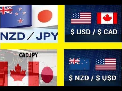 forex daily analysis CADJPY - USDCAD - NZDUSD - NZDJPY multi-timeframe analysis   00:09:59   врожденный потесь