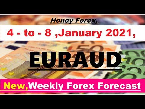 Honey Forex / EURAUD 4th to 8th  january 2021 , weekly forex forecast [analyses]   00:10:47   грузный поглядывание