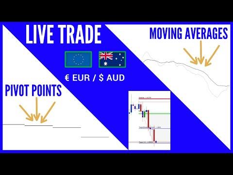 Pivot Points & Moving Averages - Live Forex Trade EURAUD   00:10:48   дальневосточный улар