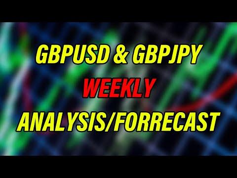 GBPJPY & GBPUSD Weekly Forex Analysis   00:12:29   легкий новоземелец