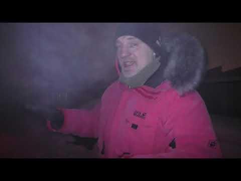 Легковой автомобиль и морозы  -50С   01:59:29   карательный незащищённость