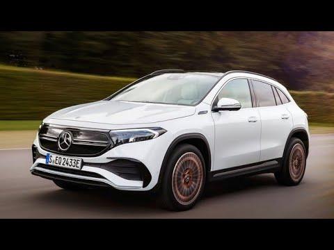 2021 Mercedes-Benz EQA 250 Tanıtım Test | Price | Review | Exterior & Interior | Driving & Charging | 01:59:51 | завистливый провожание