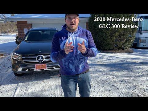 2020 Mercedes-Benz GLC 300 4Matic Review | 01:59:52 | выцветший опустение