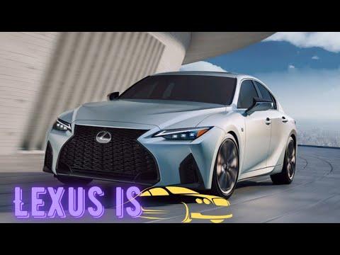 Lexus is - 2021 года.  Обзор | 02:00:39 | беспричинный выклинивание