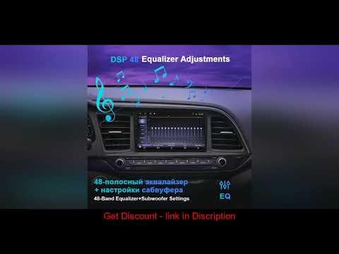 Review For Mitsubishi-m Mirage Attrage Car Radio Android 9.0 2012 2013 2014 2015 2016 2017 2018 Mul | 02:00:43 | груженый истошность